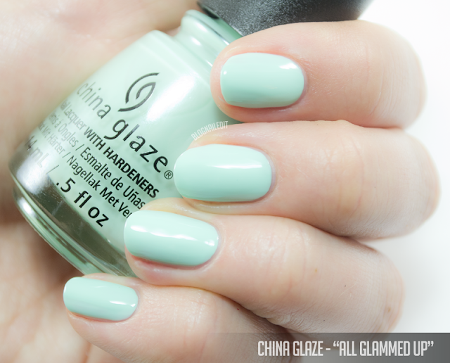 China Glaze - All Glammed Up