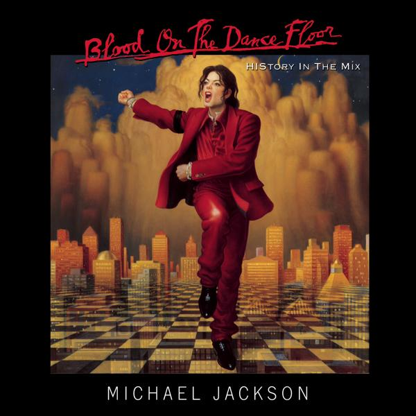 Michael Jackson - Blood On the Dance Floor - HIStory In the Mix Cover