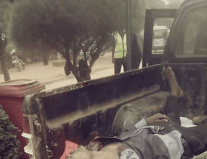 Graphic Photos: Ebonyi State University President Dies In Car Crash