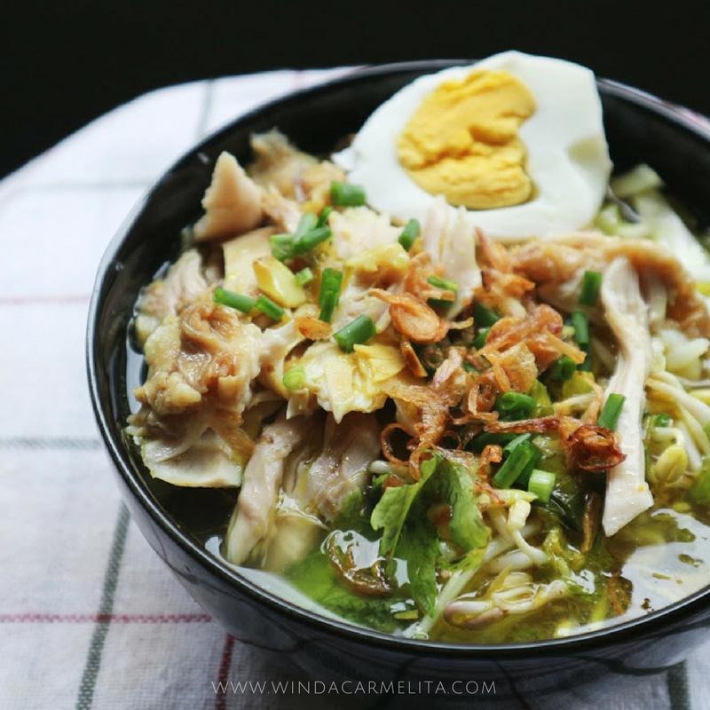 resep cara membuat soto ayam rumahan   hellowind