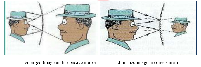 Zupiter Tutors, Can Convex Mirrors Produce Enlarged Image