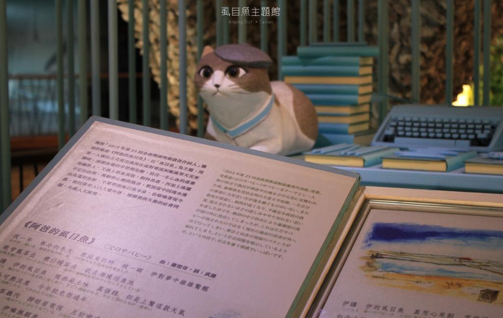 台南安平景點,虱目魚主題館-11