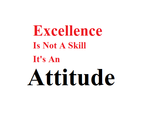 Best Attitude Quotes In English