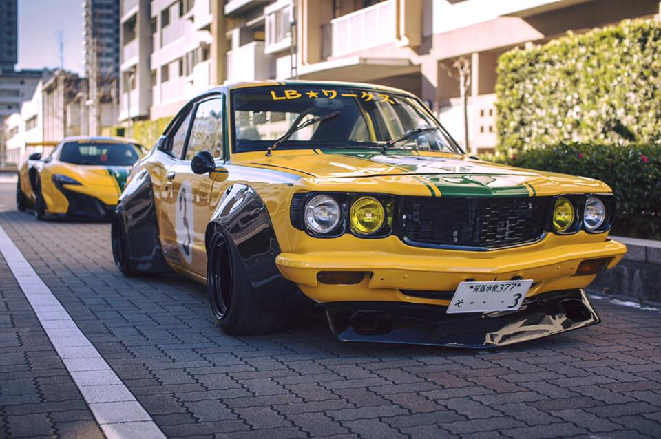 Who Owns Mazda >> The Founder Of Liberty Walk Owns A Rather Amazing Mazda RX-3