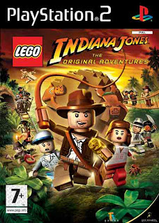 LEGO Indiana Jones: The Original Adventures (PS2) 2008