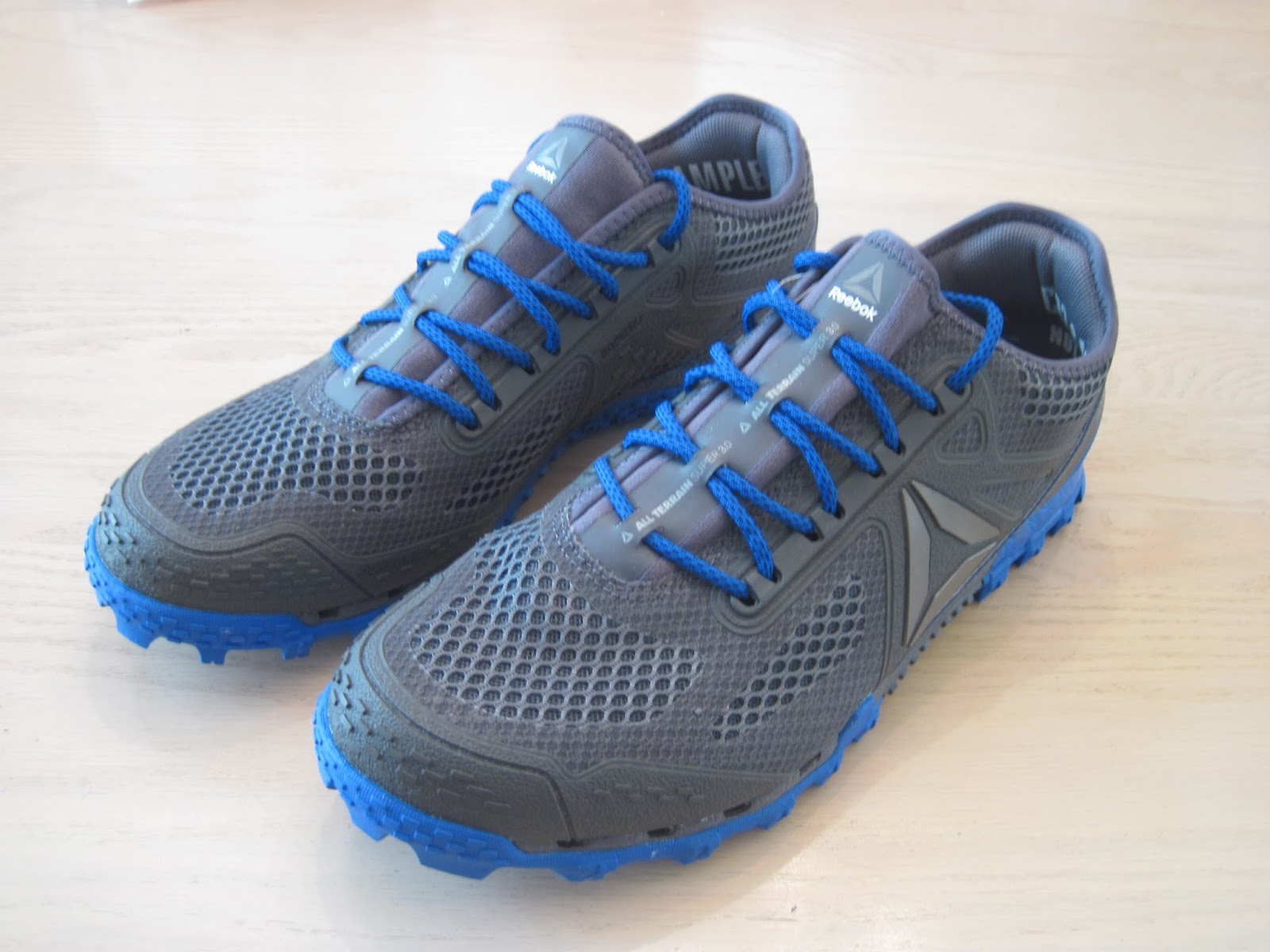 The MUDMAN Report  GEAR REVIEW  Reebok All-Terrain Super 3.0 (OCR) shoes 40012725585