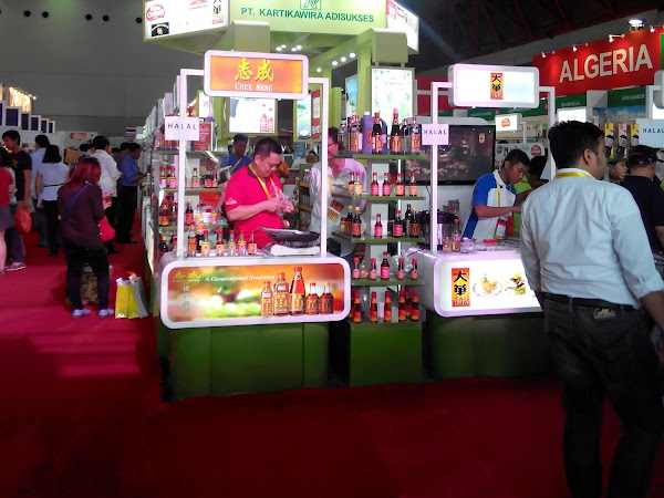 Ada apa di Interfood expo 2014?