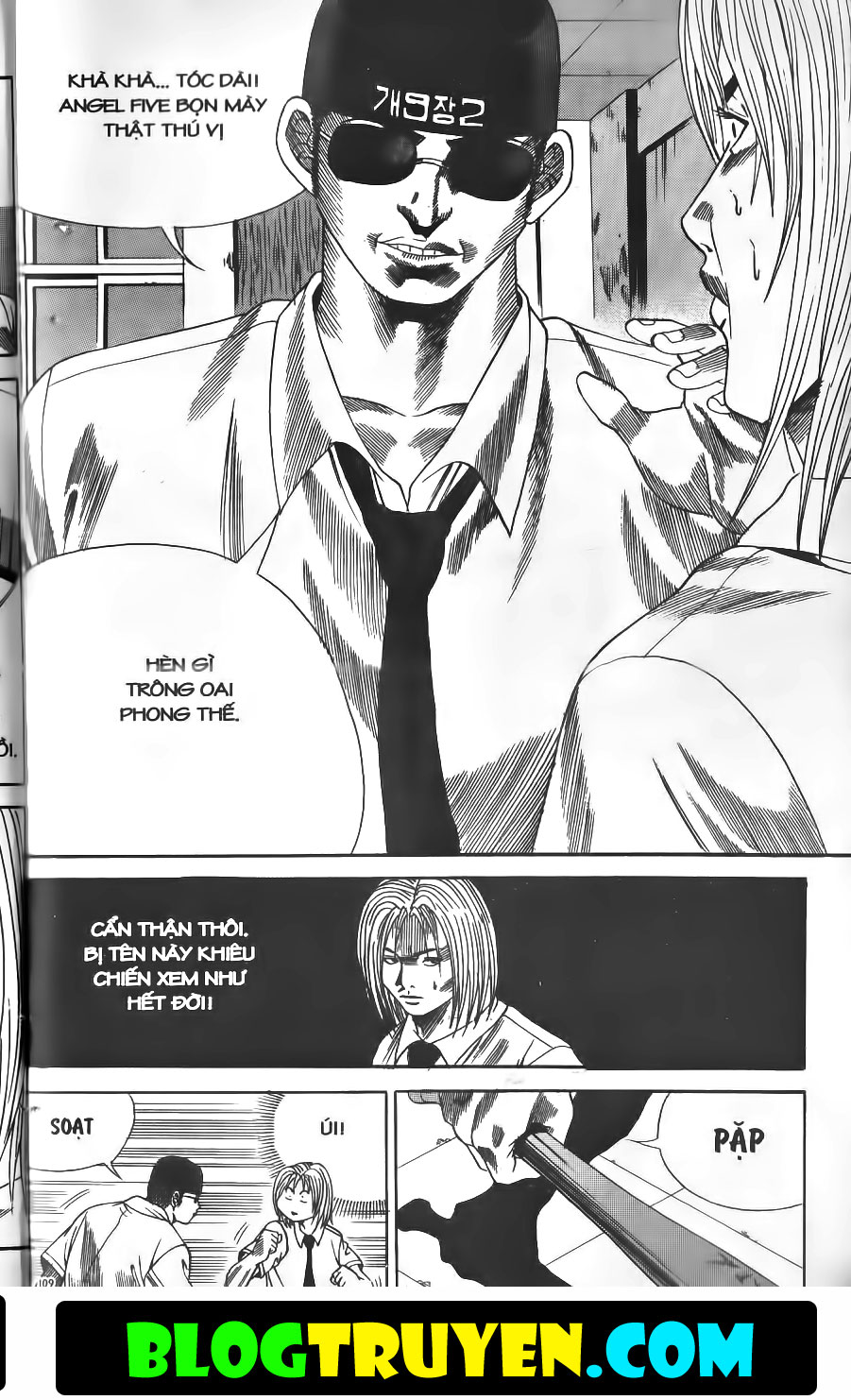 Bitagi - Anh chàng ngổ ngáo chap 145 trang 23