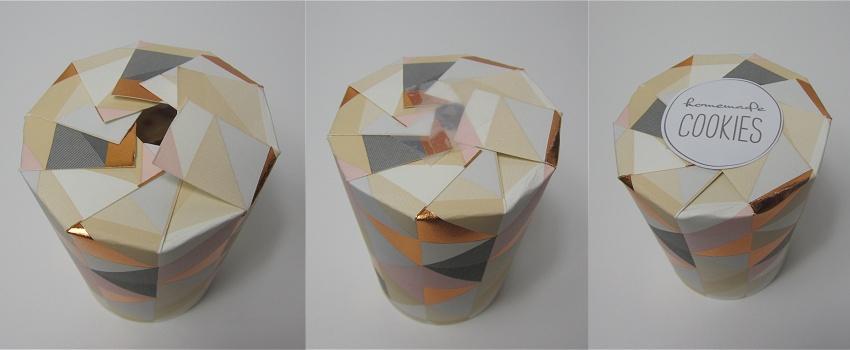 Tutorial/DIY Kekse/Plätzchen hübsch verpackt - Geschenkverpackung 4