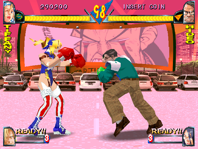 Rival School: United by Fate+game+arcade+portable+fighting 3d+download free