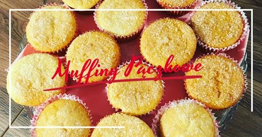 Muffiny pączkowe