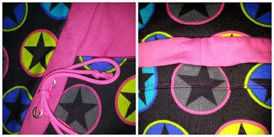 Sunje jurk details