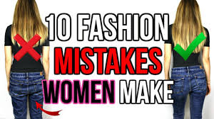 Flatter Your Figure and Avoid Fashion Mistakes