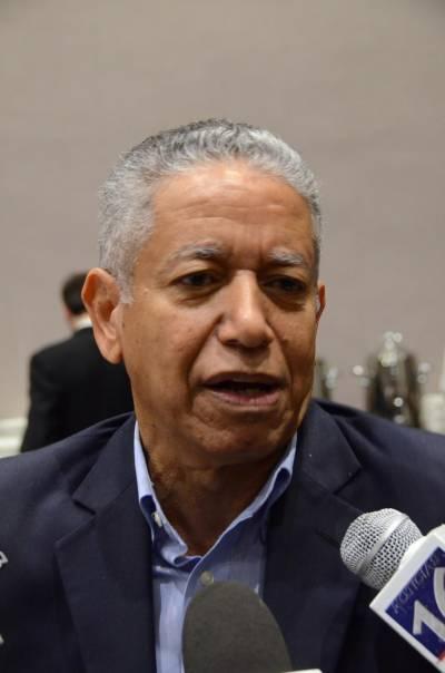 Héctor Guzmán dice que el PRD llevará sus propias candidaturas en el 2020