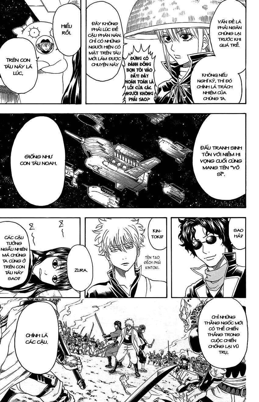 Gintama Chap 355 page 7 - Truyentranhaz.net