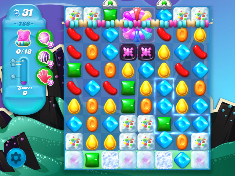 Candy Crush Soda 786