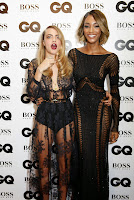 Cara Delevingne, GQ Men Of The Year Awards 2014