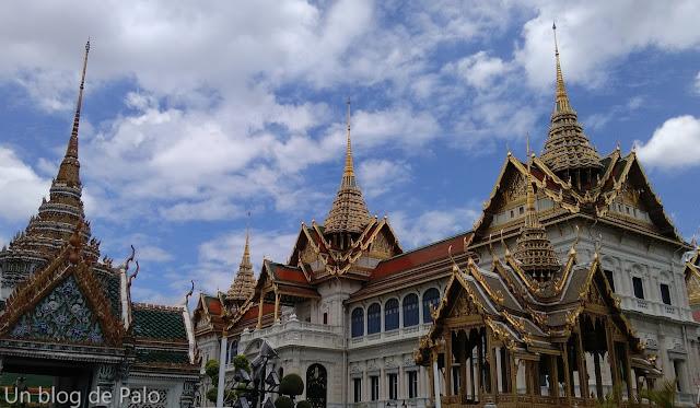 Gran Palacio Bangkok - Tailandia