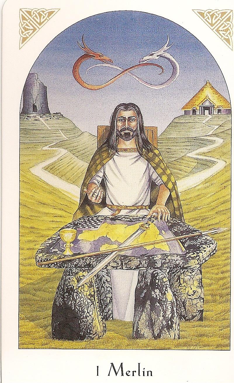 Tarot And More: 3) Tarot : Symbolism