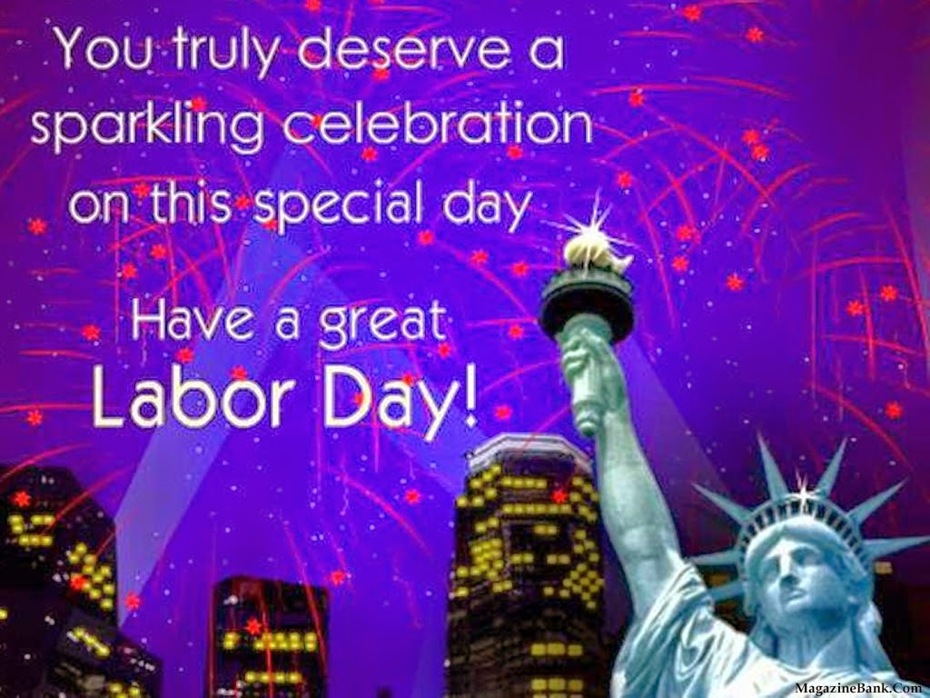 Happy Labor Day Greeting Cards Ecards Clipart To Honor Workers