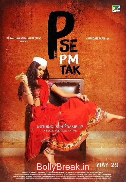 Meenakshi Dixit-P Se PM Tak Movie Wallpapers, Meenakshi Dixit Hot HD Pics In P Se PM Tak Movie Wallpapers