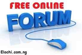 Online Forum sites