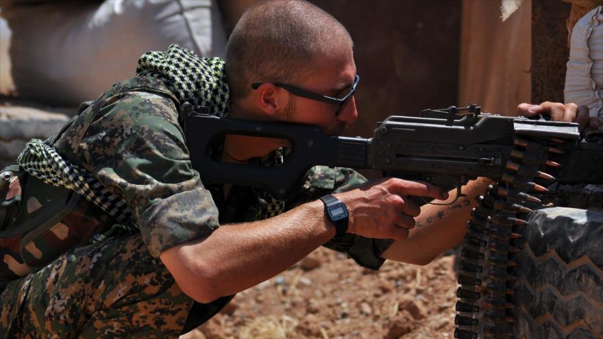 ¡Peor escenario posible! Rusia y EEUU podrían atacarse en Al-Raqa