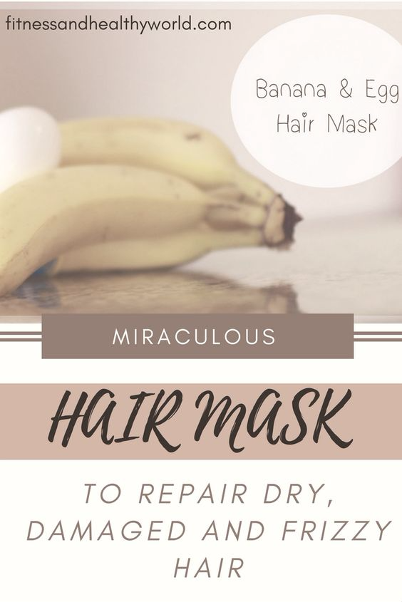 MIRACULOUS HAIR MASK TO REPAIR DRY, DAMAGED AND FRIZZY HAIR