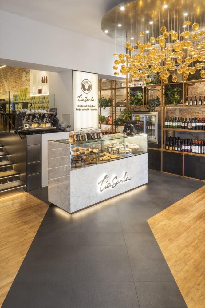 Marzua restaurante tia santa por vilalta arquitectura for Restaurante arquitectura