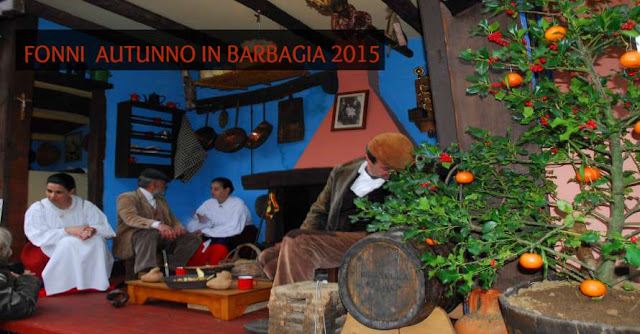 FOTO AUTUNNO IN BARBAGIA 2015 A FONNI