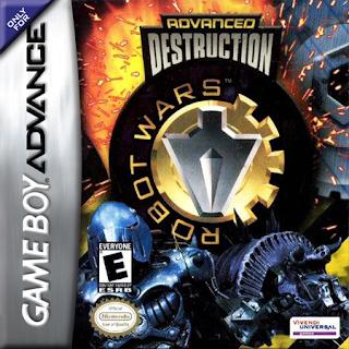 Rom de Robot Wars: Advanced Destruction - GBA - PT-BR - Download