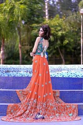 Amna Ajmal bridal wear & groom dresses 2017 collection (7)