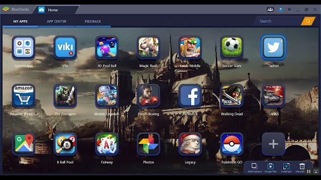 Bluestacks App Player 3 Free Download - SoftCroco