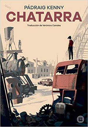 Libro juvenil recomendado +11 años Chatarra Padraig Kenny