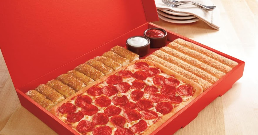 News Pizza Hut New 10 Dinner Box Brand Eating