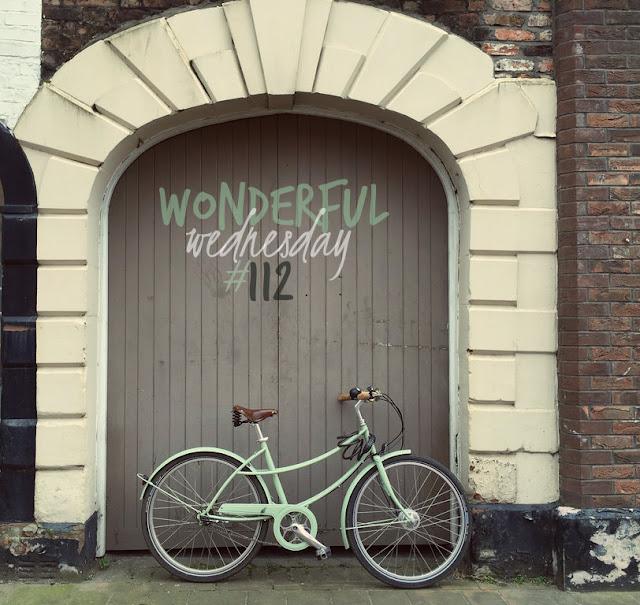Wonderful Wednesday #112