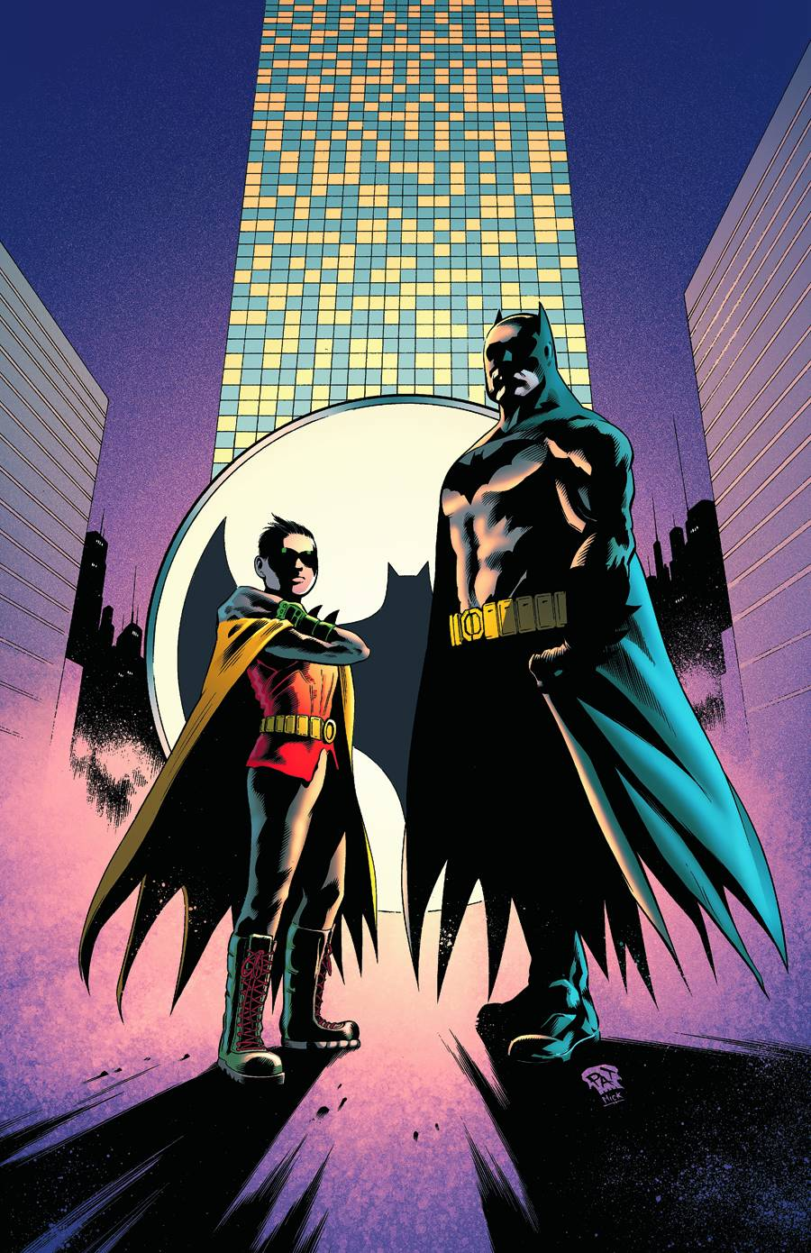 Comics Are Not Dead: Batman and Robin #17 Review