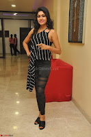 Akshida in Black Tank Top at Kalamandir Foundation 7th anniversary Celebrations ~  Actress Galleries 032.JPG
