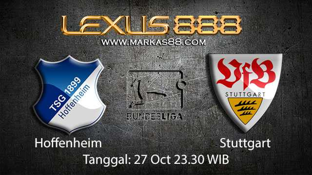 Prediksi Bola Jitu Hoffenheim vs Stuttgart 27 Oktober 2018 ( German Bundesliga )