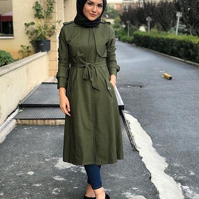 Mode 2018 Hijab