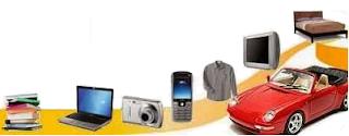 vender produtos usados na internet