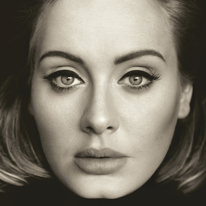 Download CD Adele – 25
