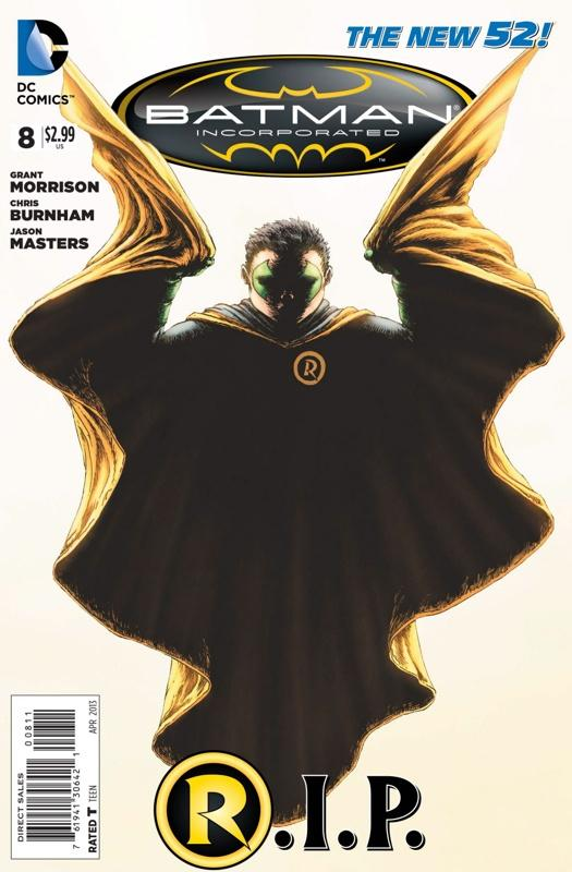 Oz and Ends: The Death of Damian Wayne