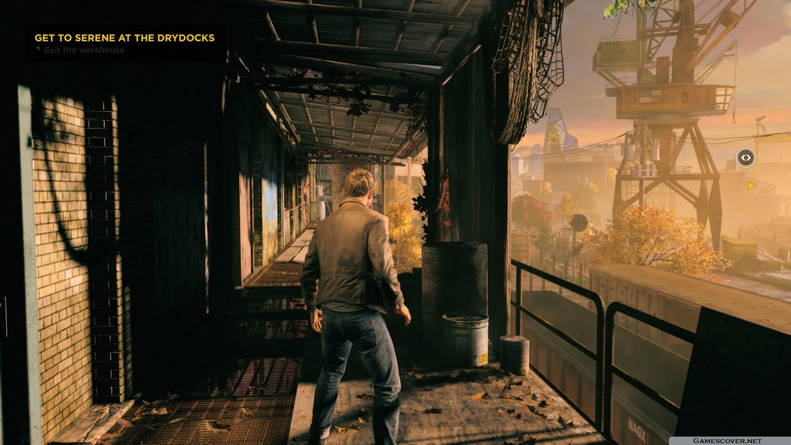 Quantum Break download size revealed for Xbox One VG