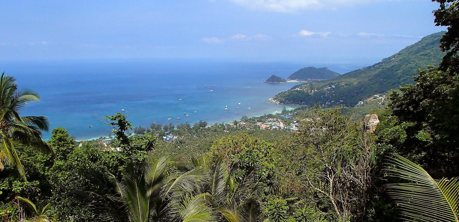 Tezzas Beaches and Islands: KO TAO UPDATED