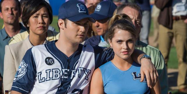 13 reasons why, sezon 2, 13 powodów, recenzja, bryce, chloe