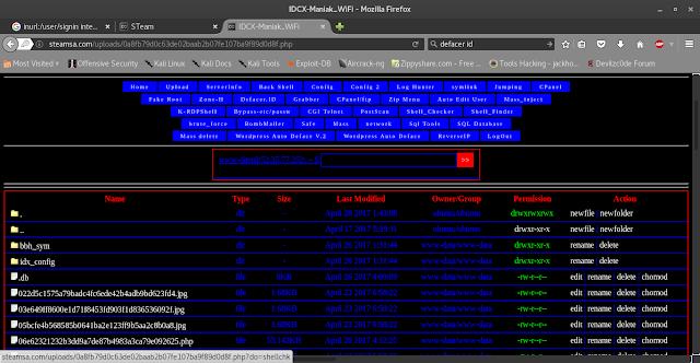 Deface Website Alstrasoft ProTaxi Enterprise 3.5 Metode File Upload Vulnerability