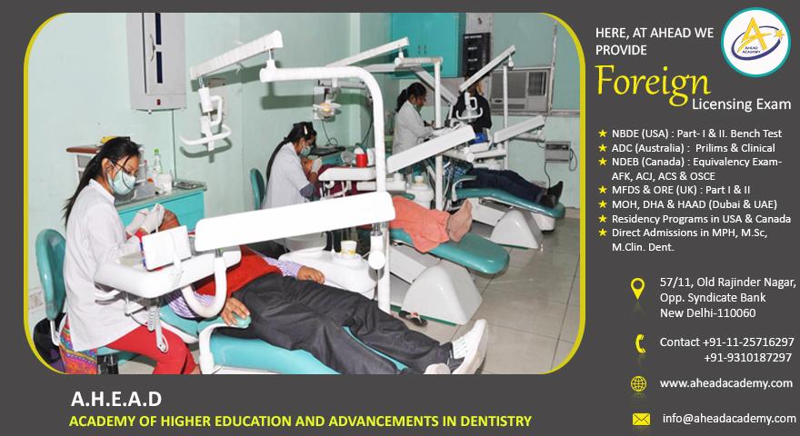 Ahead Dental Academy's Blog