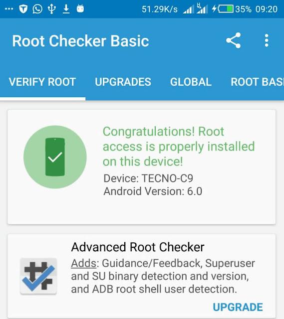 скачать root checker на андроид 6.0.1