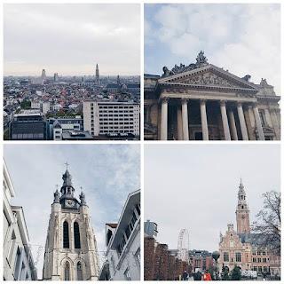 Clothes & Dreams: Instadiary: citytripping around Belgium: Antwerp, Brussels, Kortrijk and Leuven